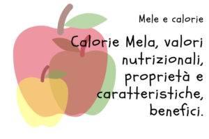 Calorie Mele