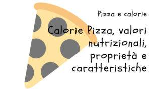 Calorie Pizza
