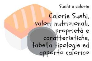 Calorie Sushi