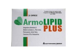 Differenza tra Armolipid e Armolipid Plus
