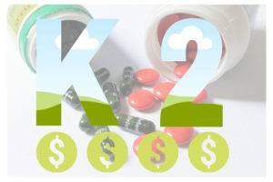 Integratori di vitamina k2