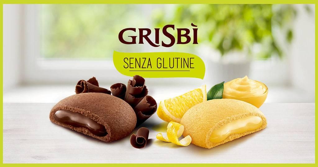 La linea Senza Glutine di Grisbì, quando il piacere è esclusivamente per tutti
