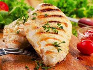 Calorie petto di pollo